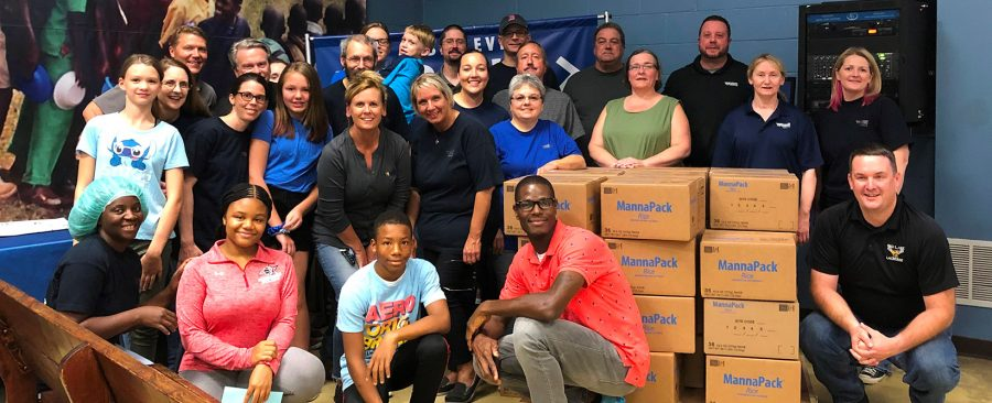 Feed My Starving Children – 2019