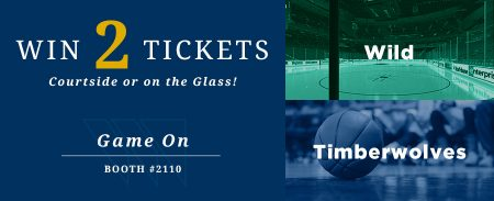 MD&M Minneapolis - Win 2 Tickets Courtside or on the Glass!
